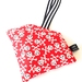 Kids Owie Bag - Skull & Crossbones Red