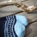 Danseys Pass Sock Pattern