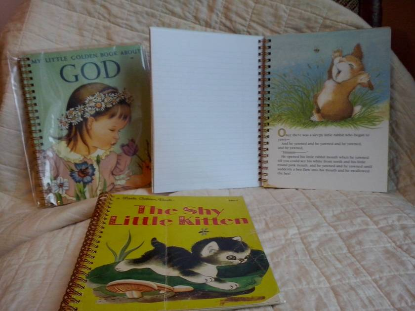 Little Golden Books - JOURNALS