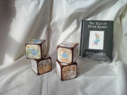 Story Block Set - The Tale of Peter Rabbit