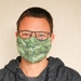 The Glasses Wearers' Face Mask - Mens Medium Camo
