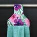 Hanging Hand Towel - Hibiscus