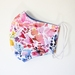 The Glasses Wearers' Face Mask - Ladies/Small Watercolour Floral