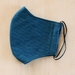 The Glasses Wearers' Face Mask - Ladies/Small Deep Teal