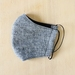 The Glasses Wearers' Face Mask - Ladies/Small Grey