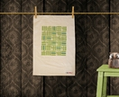 Tui Weaving Tea Towel