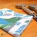 Decorative Tui Tea Towel