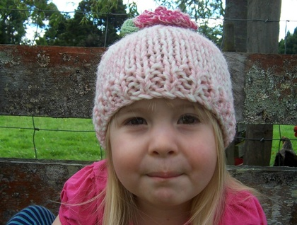 Sweetie Hats ~ 100% Pure Wool For Your Little Sweetie