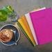 Custom-made recipe book A5