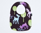 Pet Deer Baby Bib