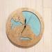 Orewa & Red Beach design Tide Clock
