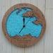Beachlands / Maraetai to Waiheke design Tide Clock