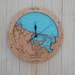 Ohiwa Harbour / Ohope Beach design Tide Clock