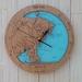 Leigh & Omaha Cove design Tide Clock