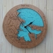 Whangapoua & Matarangi design Tide Clock