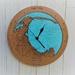 Golden Bay design Tide Clock