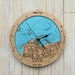 Port Taranaki design Tide Clock