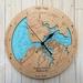 Raglan Harbour design Tide Clock