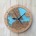 Waitemata Harbour design Wall Clock (Standard Time)