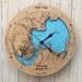 Whitianga Harbour design Tide Clock