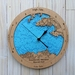 Beachlands / Maraetai to Waiheke design Tide Clock