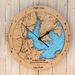 Endeavour Inlet design Tide Clock