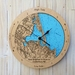 New Brighton to Sumner design Tide Clock