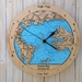 Kawau Bay design Tide Clock