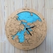 Whangaroa Harbour design Tide Clock