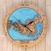 Waiheke Island design Tide Clock