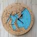 Whangateau & Omaha design Tide Clock