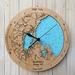 Warrington design Tide Clock