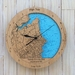 Torbay & Long Bay design Tide Clock