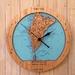 Mahia Peninsula design Tide Clock