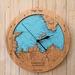 Kawakawa Bay design Tide Clock