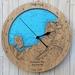 Delaware Bay design Tide Clock