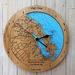 Houhora design Tide Clock