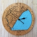 Brighton to Taieri Mouth design Tide Clock