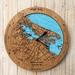 Waimea Inlet design Tide Clock