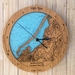 Nelson Haven design Tide Clock