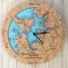 Port Fitzroy design Tide Clock