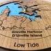 Greville Harbour design Tide Clock
