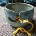 Wool Bowl, for knitting. Yarn Bowl