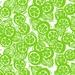 'Freshly Squeezed' Lino Cut Design Tea Towel by Plum Jam