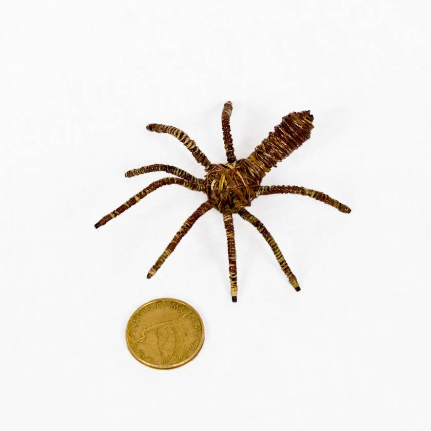 Handmade Harakeke SPIDER
