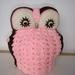 So cute - owl tea cosy!