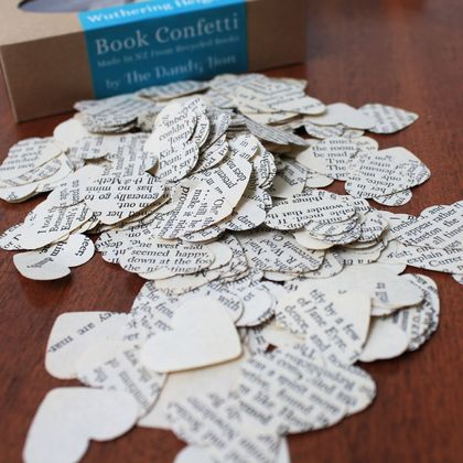 Table Confetti - Wuthering Heights 900+ Pieces
