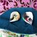 Woodland bear cord bonnet by Heart Felt