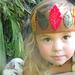 Hiawatha felt headband
