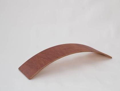 Curve board, balance board